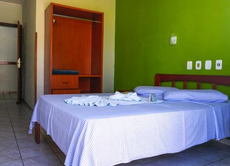 Apartamento Duplo Casal Sem Vista Mar (Ala Standard)