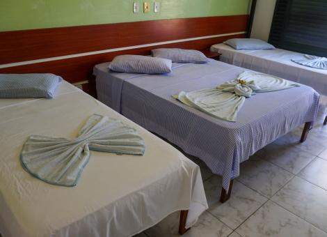 Apartamento Quadruplo Com Vista Mar (Ala Luxo)